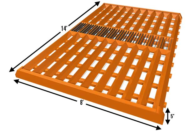 Sterling Clean Exit Mats