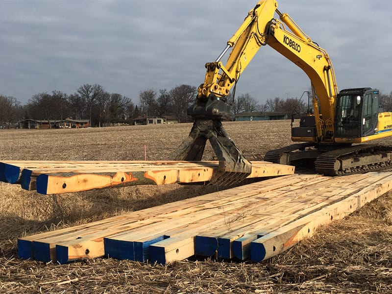 Timber Mats Sterling Solutions