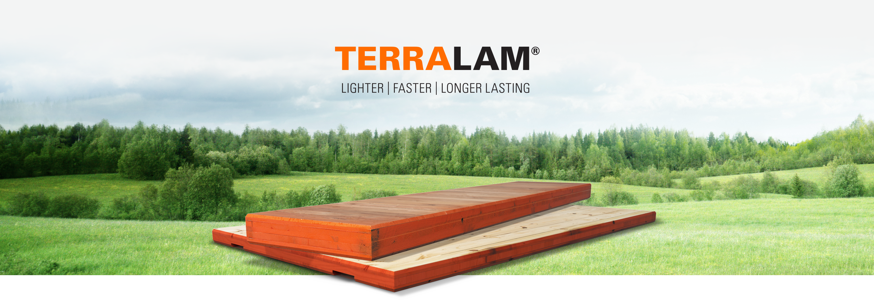 Innovative TerraLam® ground protection mats